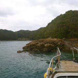北九十九島 チヌ釣り