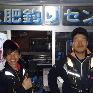 生月バーベキュー釣行 ~中江ノ島編~