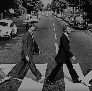ビートルズのアルバム「アビイ・ロード」50年ぶり英音楽チャートで1位