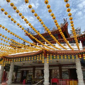 【Thean Hou Temple】マレーシア中華系寺院を訪れる