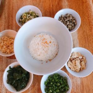 【河婆園】マレーシアの客家料理ルイ茶に挑戦!