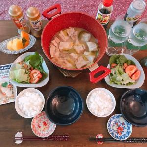 白胡椒スープの素で白肉骨茶【おうちごはん】