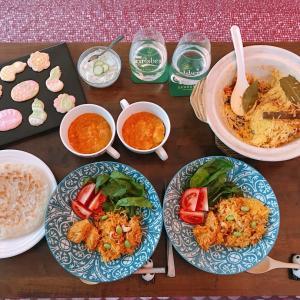 Dipavali2020手作りインド料理【おうちごはん】