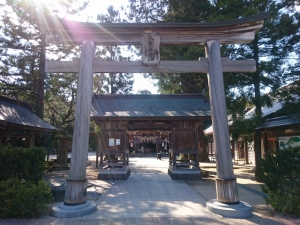 八重垣神社 ~島根県~