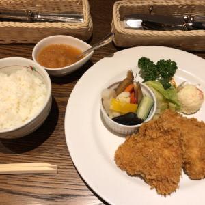 大山鶏チキンカツ 洋食 麦星 小田急町田店