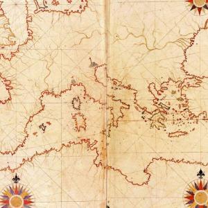 ピーリー・レイスって実はすごい地図を描いた人?