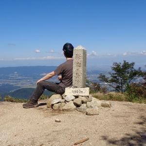 山道を歩こう ~釈迦ヶ岳(鈴鹿セブンマウンテン)~