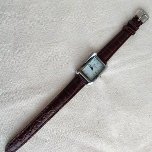 大人のおしゃれ手帖10月号☆付録の時計が気になって買いました~♪