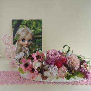 ピンクのお花をいっぱい集めました(#^^#)ピンクでリラックス&アンチエイジング!