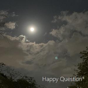 ▪みずがめ座満月に感謝したいことは?