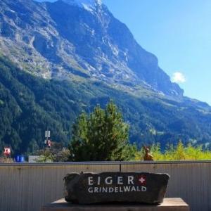 【スイス旅行①】初日ハイキングはフィルスト