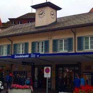 【スイス旅行③】グリンデルワルト村をハイキング