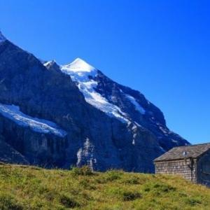 【スイス旅行⑤】ポツンと山小屋