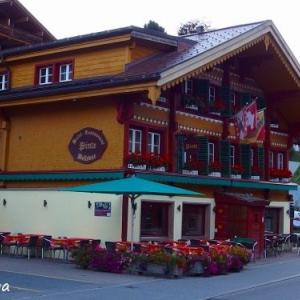 【スイス旅行⑥】レストランが経営するホテルに宿泊