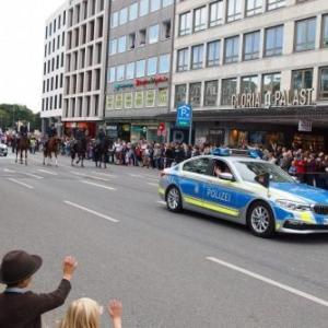 オクトーバーフェスト2019パレード