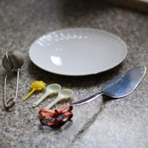 キッチンの細々整理