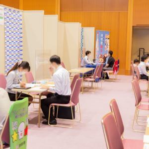 『京都ジョブ博 まいづる夏の就職フェア』に参加しました。