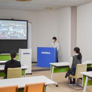 株式会社大嶋カーサービス 自社にて会社説明会を開催しました。