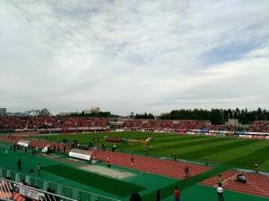 J1-26 札幌 1-3 仙台 試合終了