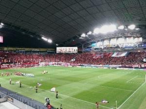 J1-34 札幌 1-2 川崎 試合終了