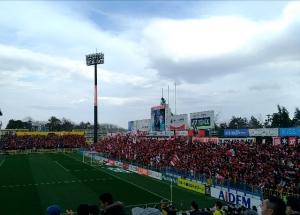 J1-1 柏 4-2 札幌 試合終了