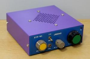18MHz同一トランジスタ受信機(STR-181)のページを更新(2020.07.07)