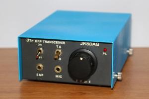 3石 6m QRP DSBトランシーバー(3TRX-2) のページを更新(2020.09.22)