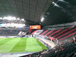 JリーグYBCルヴァンカップ GS 第3節 札幌 1-1 横浜C @札幌ドーム