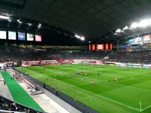 J1-24 札幌 3-0 横浜FC @札幌ドーム