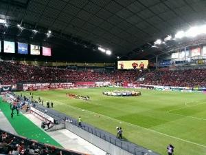 J1-1 札幌 5-1 横浜FC @札幌ドーム