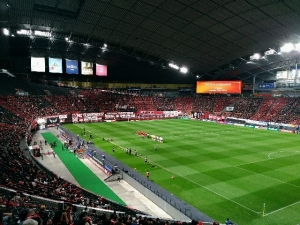 J1-24 札幌 3-2 FC東京 @札幌ドーム