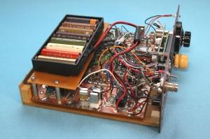 木製ケースの6m QRP SSB トランシーバー(JR8DAG-6SSB2008W) のページを更新(2021.08.31)