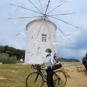 初めての小豆島サイクリング(小豆島一周と寒霞渓ヒルクライム)