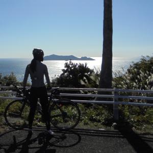 徳島サイクリング1日目 南阿波サンラインなど47㎞