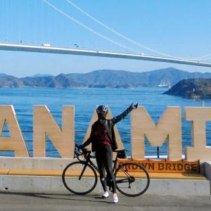 春の気配を感じるしまなみ海道サイクリング66km