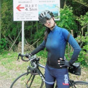 しまなみ海道で最もハードなヒルクライム 鷲ヶ頭山+大三島一周サイ