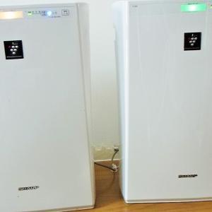 【花粉症対策】シャープ空気清浄機のフィルターを交換
