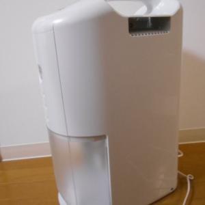 リピした除湿器のおすすめ品は毎日フル活動中・生乾きの洗濯物があっても安心