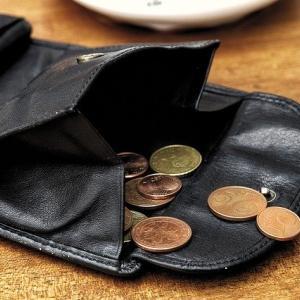 コロナで財布のミニマル化が加速・ひと月で一回だけ