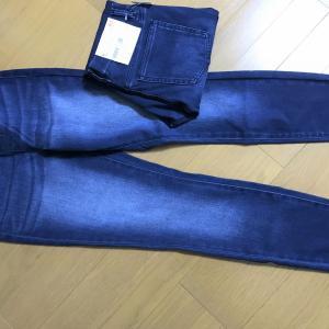 昨年ものより暑い?ユニクロ「ウルトラストレッチデニムレギンスパンツ・66 BLUE」の着用感