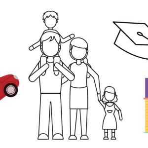 家計簿以前に大事なこと。ライフイベント表で家族の夢と目標の洗い出しをしよう(基礎編)