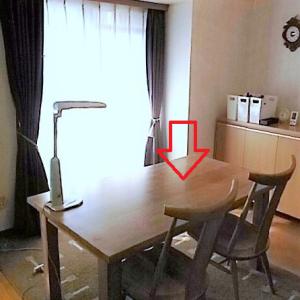 ナラ無垢材セミオーダーのテーブルを処分しました・高品質&オーダー家具のデメリット