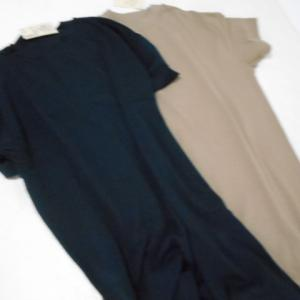 無印良品で買った服・4点とソックス3足を紹介します。