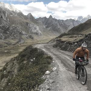 自転車キャンプするなら。まずはバイクパッキング!