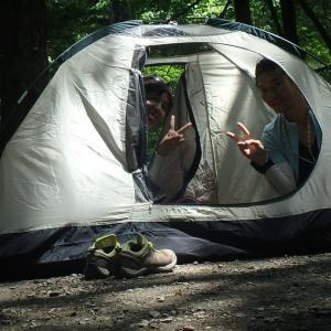 アラフォー夫婦が自転車キャンプ始めました