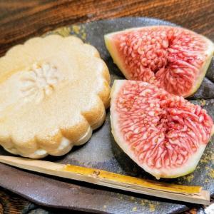 飯山の桃にハザマのいちぢく。
