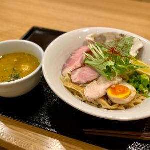 変わらない牡蠣つけそばの情熱@神戸市西区