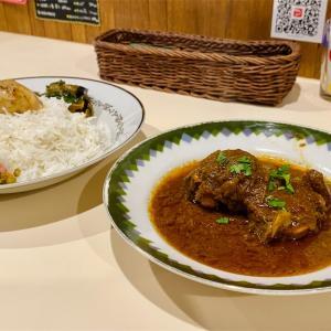 驚愕の美味しさ!パキスタンカレー!@元町