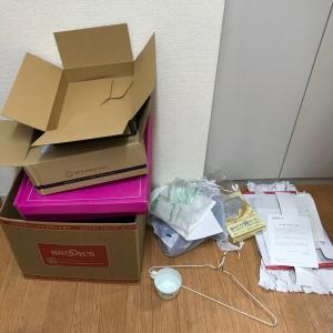今日も紙系のゴミが多いなぁー