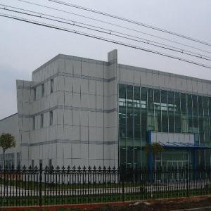 2005年 中国で工場を建てる